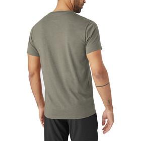 tentree Renfrew Camiseta con bolsillo Hombre, vetiver green